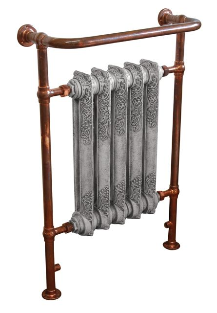 style bathroom radiator. http://srijanexportstowelwarmers.co.uk/index.php/heated-towel-rails/cyrille-traditional-towel-rails/wall-mounted-with-radiator.html