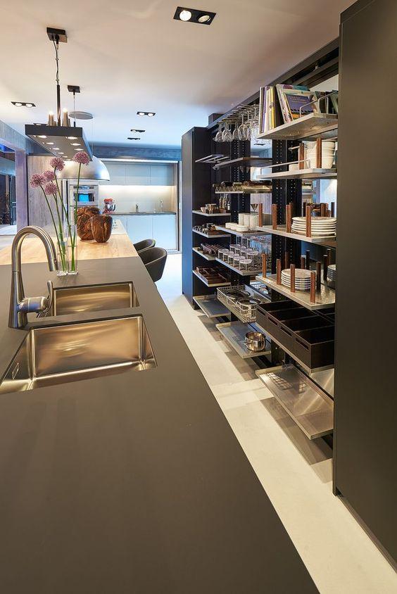 Tieleman Exclusief Speculo keuken by Eric Kant met moderne design ...