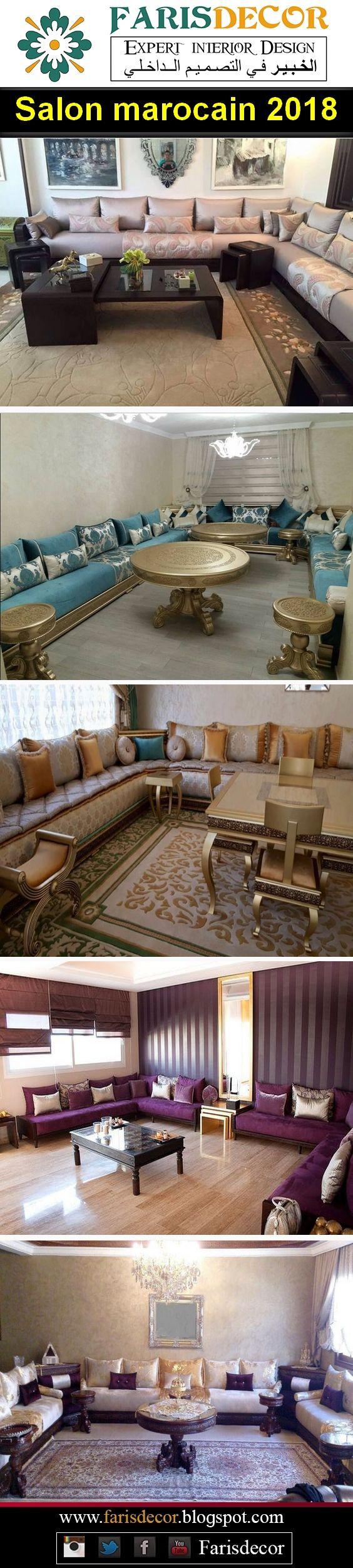 Salon Marocain 2018 Living Room Expert Decorator Decoration