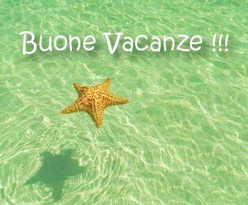 Buone vacanze: