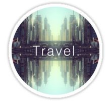Travel. Dubai Sticker