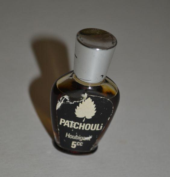 Houbigant Patchouli Oil - Shop Vintage