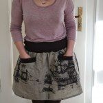 You can vote for my Sailing Skirt :) Just added my InLinkz link here: http://kaariainen.blogspot.de/