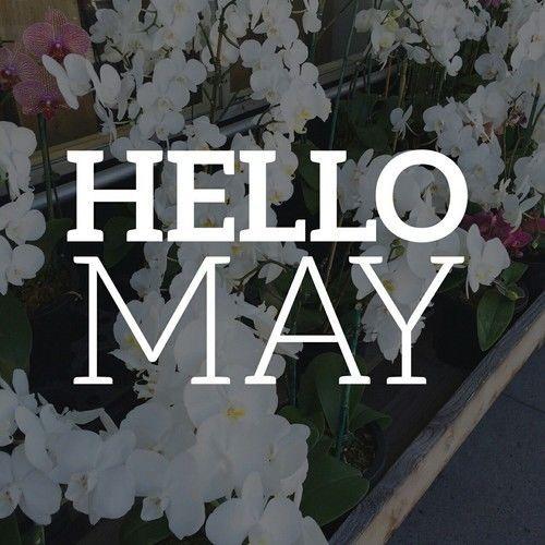 Привет май | Милые обои, Весна, Обои