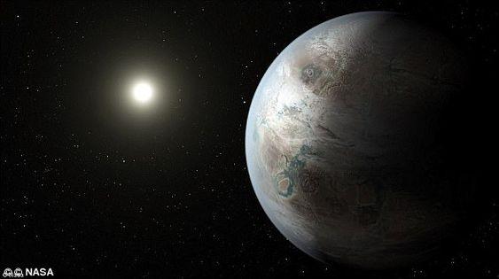 In a galaxy far far away like that of StarTrek