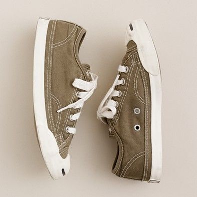 Converse Jack Purcell Low-Tops