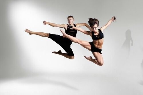 Amazing dancers