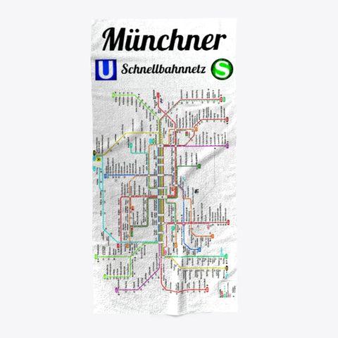 Karte München S Bahn Netz.Deutschland München U S Bahnnetz Deutschland Bismarck