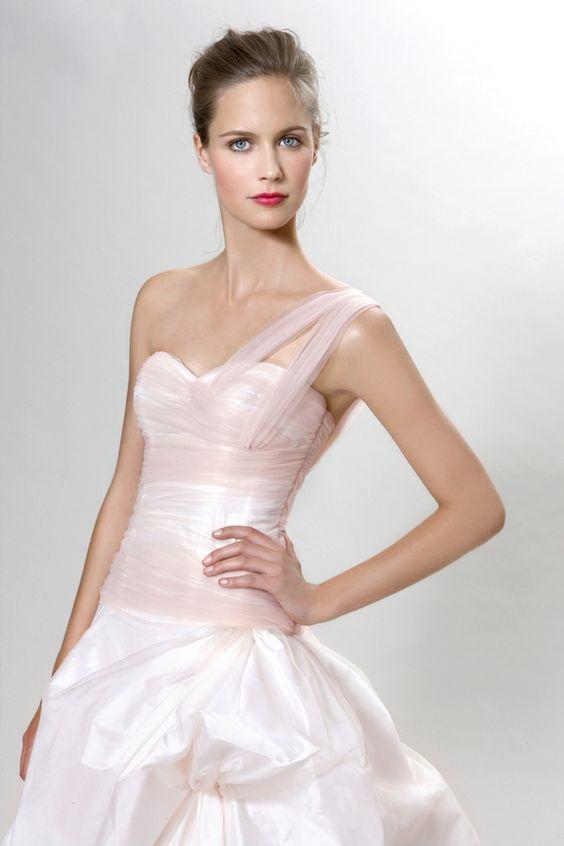 Bartok Wedding Dress (Detail) – Peter Langner Vienna 2012 Collection