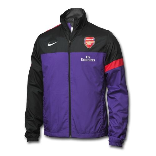 Nike Sideline Woven Jacket at Arsenal Direct (£50)