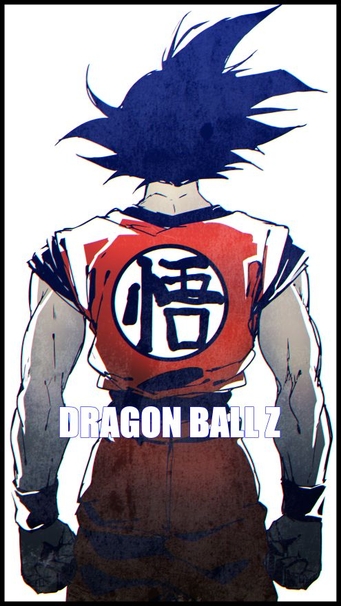 Day 10: favourite fighter anime; Dragonball z