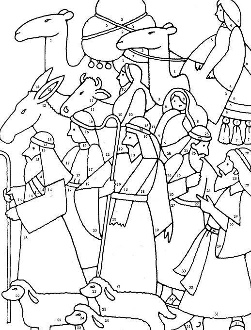 Lehiu0027s family leaving jerusalem reading chart 30 days gospel - new coloring pages book of mormon