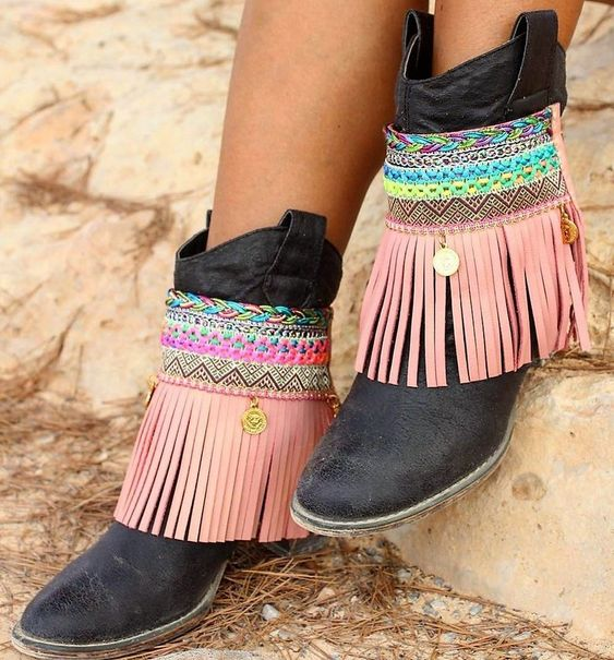 Awesome Boho Shoes