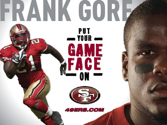 Downloads. Frank Gore. See More. The 7 Types of Football Fans You ll Party  with this Season ... ab47cafa4