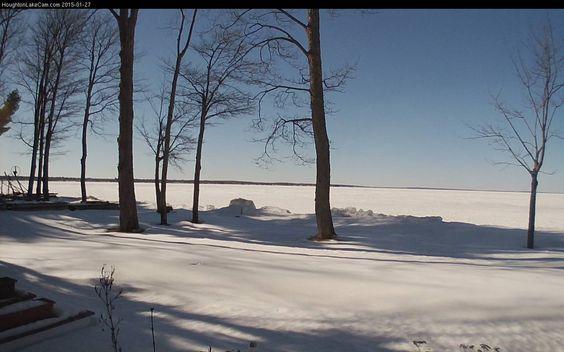 Houghton Lake Webcam