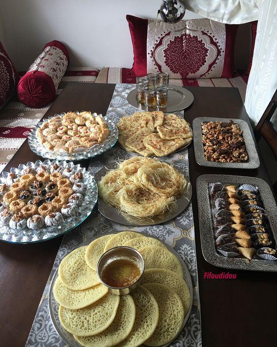 Petit Dejeuner Marocain Gouter Marocain Gouter A La Marocaine Presentation A La Marocaine Moroccan Food Moroccan Morrocan Food Morocco Food Moroccan Food