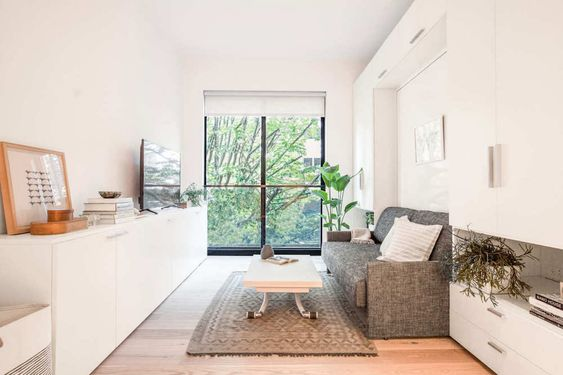 Prefab New York Micro-Unit Apartment Building Offers Affordable Quality Studio Living | iDesignArch | Interior Design, Architecture & Interior Decorating eMagazine