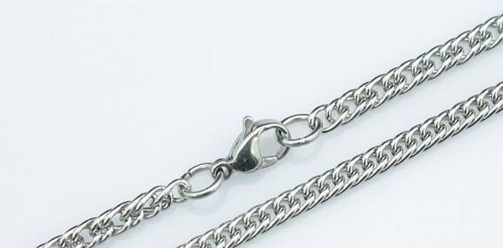 20pcs 22inch 3.6mm 316L stainless steel necklace by aliyafang, $50.00