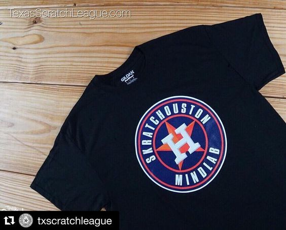 #Repost @txscratchleague with @repostapp.  Now available at: TexasScratchLeague.com @skratchouston Tees now in stock! #txscratchleague #mindlab #skratchouston #turntablist #turntablism by skratchouston http://ift.tt/1HNGVsC