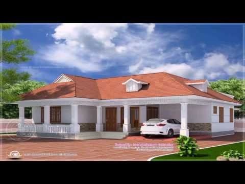 Kerala Style 4 Bedroom House Plans Single Floor See Description Youtube In 2020 Kerala House Design Single Floor House Design Craftsman Bungalow House Plans