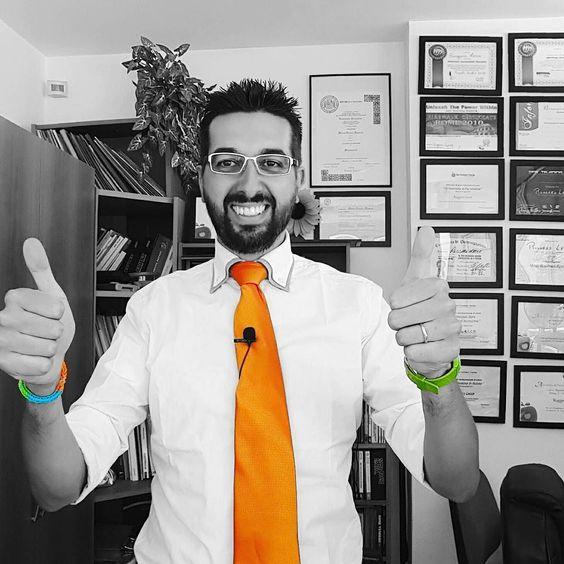 #color #brand #personalbranding  #ruggerolecce #arancione #verde #blu