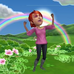 I love my #ZyngaAvatar! Head to Zyngagames.com to make your own today. http://fun.zynga.com/avatarpin