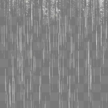 Rain Video Png