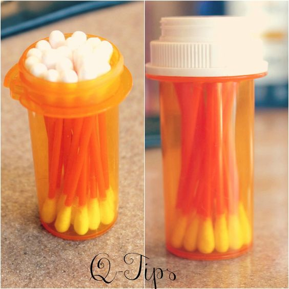 The Beauty Blog: 5 things to do with a empty pill bottle