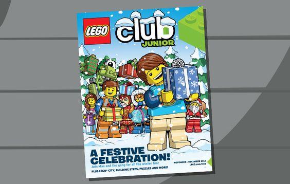 LEGO.com LEGO Club Article - Inside LEGO Club Magazine!