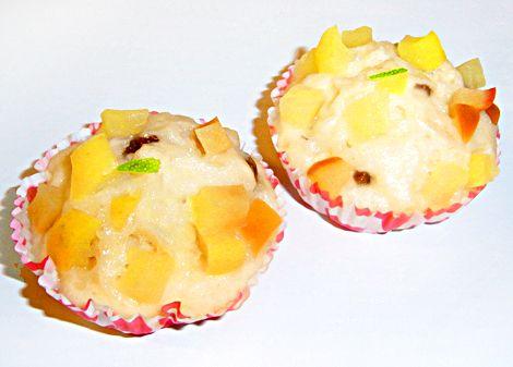 Himmlische Süßigkeiten: Apfel Mushipan