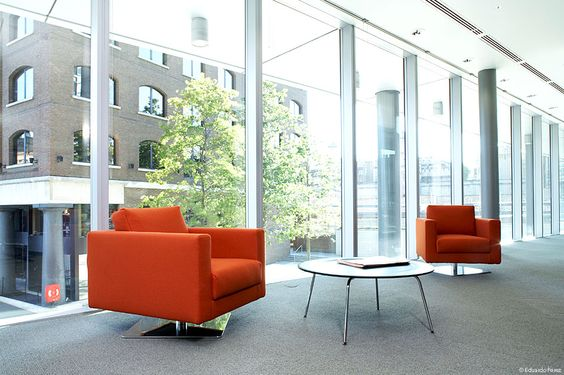 Imágenes: Park Armchair / Park Swivel Armchair: Muebles para el hogar: Vitra.com