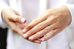 Nails are most affecting part of your hand so try to deal with them carefully. In order to make yours nails look beautiful and perfect use Manicure Tips.