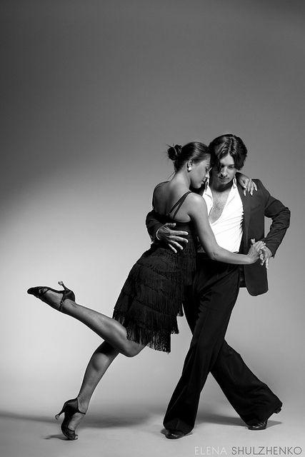 Dance by elenashulzhenko.ru, via Flickr -- Portrait - Dance - Editorial - Black and White - Photography - Movement - Pose