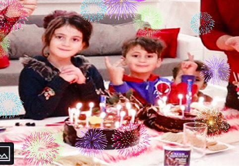 شو المناسبة روحوا عالقناة لتعرفوا Birthday Candles Candles Birthday