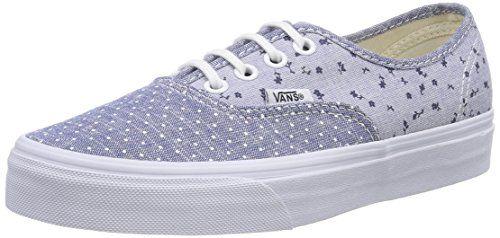 Vans Authentic Gore, Sneakers Basses Mixte Adulte, Bleu (Studs/Skyway), 42 EU (8 UK)