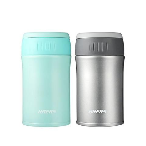 500 ml Vacuum Insulated Leakproof Soup//Food Flask Stainless Steel