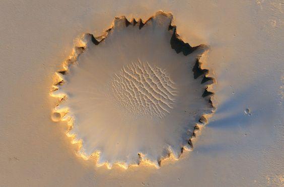 9 años en Marte: impresionantes fotografías tomadas por el Mars Rover