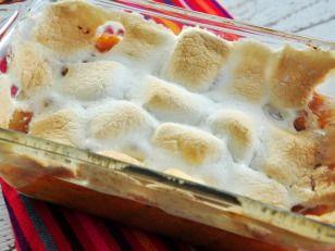 Sweet Potato (Yam) Casserole With Marshm...