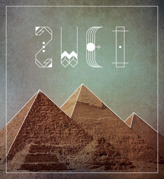 ZWEI - Typeface