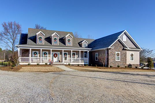 North Carolina Modular Home Floor Plans Clarendon Cape