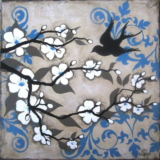 """Ramo Uccello"" Spiritual & Soulful Artistic Inspirations by www.SurrealityArt.com"