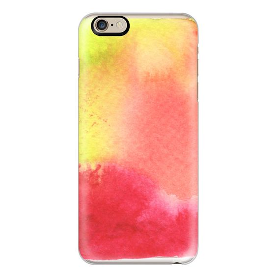iPhone 6 Plus/6/5/5s/5c Case - Rainbow Toast ($40) ❤ liked on Polyvore featuring accessories, tech accessories, iphone case, rainbow iphone case, iphone cover case, slim iphone case and apple iphone cases