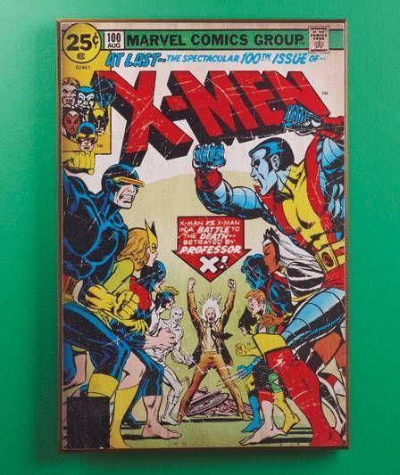 Pinterest the world s catalog of ideas - Marvel comics decor ...