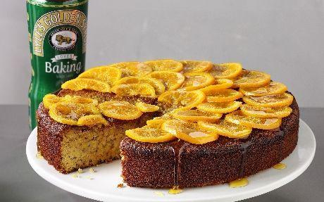 Zesty Orange and Poppy Seed Cake  ❤ ❤ ❤ Enjoy ❤ ❤ ❤