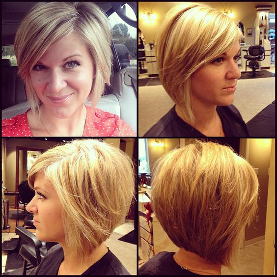 Wispy Choppy Inverted Bob With Bangs My Style Pinterest Fringes Bobs And