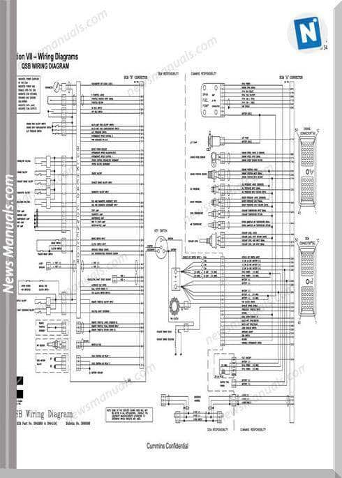 Cummins Qsb Qsc Qsm11 Wiring Diagram Cummins Repair Manuals Diagram Online