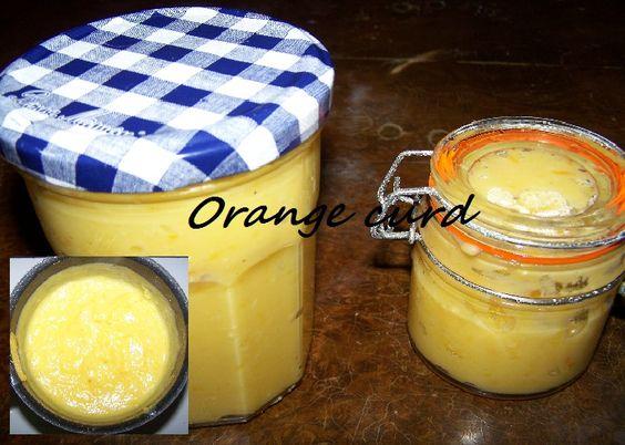 [Fred] Une variante du Lemon Curd!    http://kazcook.com/blog/archives/224-Orange-Curd.html