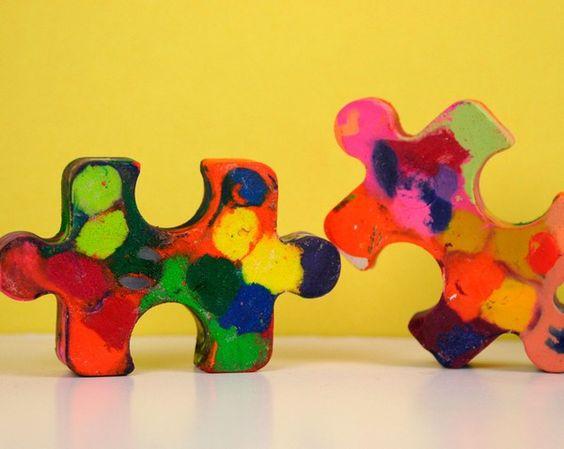 #summerfun: how to make rainbow crayons