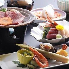 Futari-Shizuka Hakuun Cuisine   飛騨高山温泉旅館