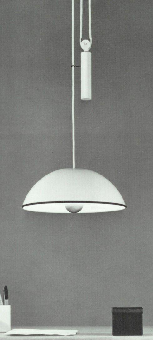 Flos 1962 Relemme Achille E Pier Giacomo Castiglioni Lamp Design Lamp Ceiling Lights